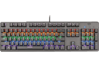TRUST Gaming GXT 865 Asta, Tastatur, Mechanisch