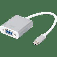 DIGITUS DA 70837 USB Typ-C auf VGA, Full HD,, Grafikadapter