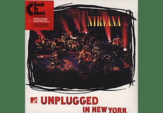 Nirvana - MTV Unplugged In New York - LP Vinilo