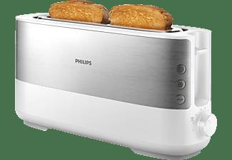 PHILIPS HD 2692/00 Toaster Silber/Weiß (1030 Watt, Schlitze: 1)