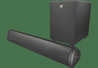 TRUST 664 Unca 2.1-Soundbar mit Subwoofer-Lautsprecherset
