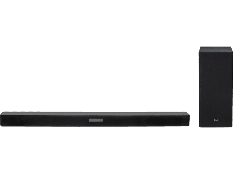 LG SK5, Soundbar, Schwarz