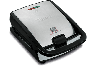 TEFAL Gaufrier - Appareil à croque-monsieur Snack Collection (SW857D12)