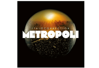 Italoconnection - Metropoli (2CD)  - (CD)