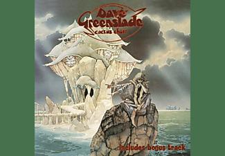 Dave Greenslade - Cactus Choir  - (CD)
