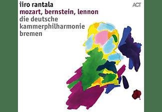 Rantala/Deutsche Kam - Mozart,Bernstein,Lennon  - (CD)