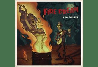 J.D. Wilkes - Fire Dream  - (CD)