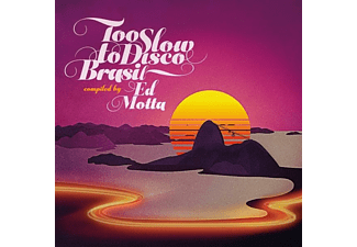 VARIOUS - Too Slow To Disco Brasil  - (CD)