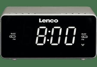 LENCO CR-530TP Radio, FM, Taupe