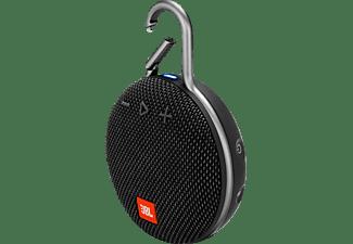 JBL Clip 3 Bluetooth Lautsprecher, Schwarz, Wasserfest