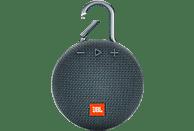 JBL Clip 3 Bluetooth Lautsprecher, Blau, Wasserfest