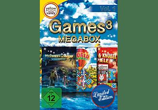 Games 3 Megabox 1 (Limited Version) - [PC]