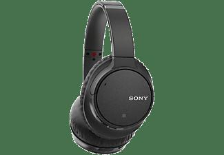 SONY Kopfhörer WH-CH700N mit Geräuschminimierung und Bluetooth, wireless, schwarz