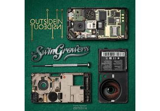 Swingrowers - Outsidein  - (Vinyl)
