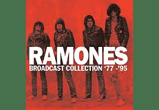 Ramones - Broadcast Collection '77-'95 (9CD-Set)  - (CD)