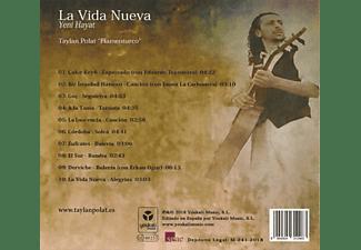 "Taylan ""flamenturco"" Polat - La Vida Nueva  - (CD)"