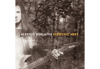 Alessio Berlaffa - Electric Mist - (CD)