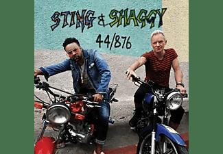 Sting & Shaggy - 44/876 (Ltd.Deluxe Edt.)  - (CD)