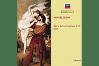 Mendelssohn - Mendelssohn Bartholdy gespielt von I Musici [CD]