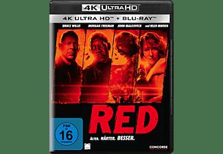 R.E.D. - Älter. Härter. Besser. 4K Ultra HD Blu-ray + Blu-ray