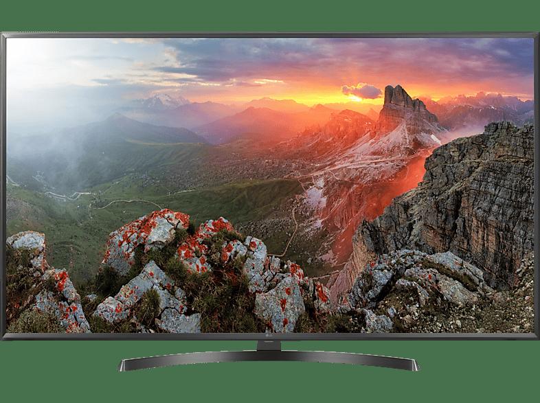 LG 65UK6470PLC LED TV (Flat, 65 Zoll/164 cm, UHD 4K, SMART TV, webOS 4.0 (AI ThinQ))