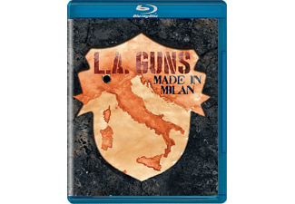 L.A. Guns - Made In Milan (Blu-ray)