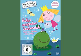 BEN & HOLLYS KLEINES KÖNIGREICH - Hollys magischer Zauberstab (Teil 1) DVD