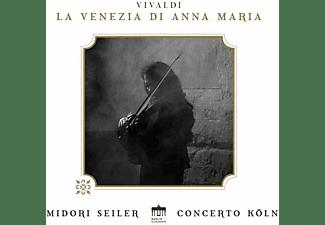 Midori Seiler, Concerto Köln - La Venezia D'Anna Maria  - (CD)