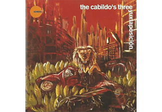 The Cabildo's Three - Yuxtaposicion  - (CD)