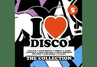 I Love Disco Collection Vol. 5 - Varios Artistas - CD