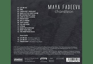 Maya Fadeeva - Chameleon  - (CD)