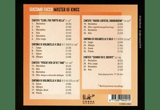 Turina/Boix/Matsuoka - Maestro der Könige  - (CD)