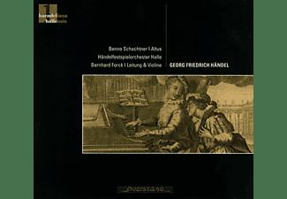 Schachtner/Forck/Händelfestspielorchester Halle - Händeliana hallensis vol.1  - (CD)