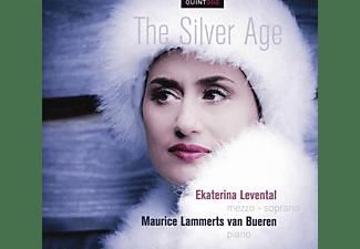 Ekaterina Levental - The Silver Age  - (CD)