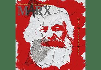 Grenzgänger - Die Wilden Lieder Des Jungen Marx  - (CD)