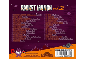 VARIOUS - Rocket Launch Vol.2  - (CD)