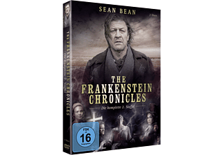 The Frankenstein Chronicles - Staffel 2 DVD
