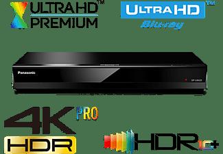 PANASONIC Ultra HD Blu-ray Player DP-UB424EG, schwarz
