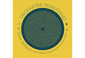 Dave Holland - Uncharted Territories  - (CD)
