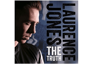 Laurence Jones - The Truth (White Vinyl LP) - (Vinyl)