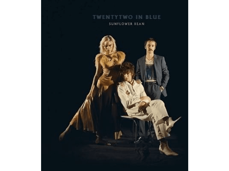 Sunflower Bean - Twentytwo In Blue (Ltd.Blue Vinyl LP+MP3) [LP + Download]