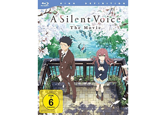 A Silent Voice Blu-ray