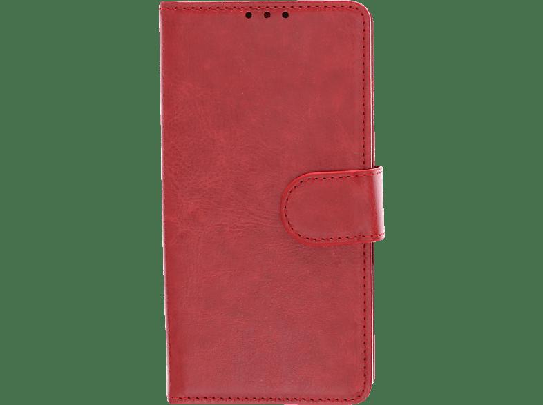 V-DESIGN V-2-1 136  2-in-1 Bookcover Sony Xperia XA2 Kunstleder Rot