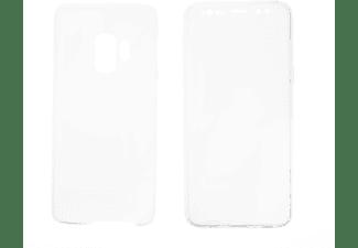 V-DESIGN V-LV 042 Antishock, Full Cover, Samsung, Galaxy S9, Transparent