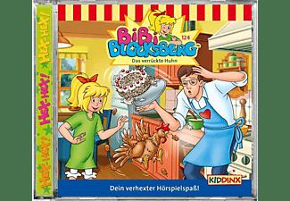 Bibi Blocksberg - Folge 124: Das verrückte Huhn  - (CD)