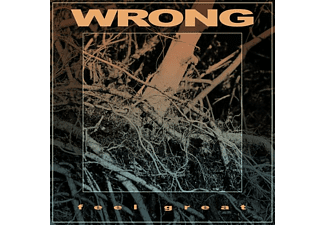 The Wrong - Feel Great  - (CD)