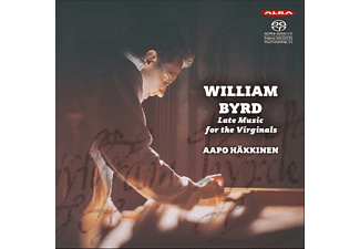 William Byrd - Late Music for the Virginals  - (SACD Hybrid)