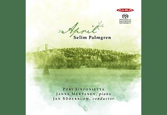S. Palmgren - April  - (SACD Hybrid)