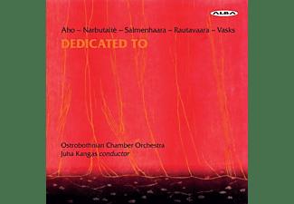 OSTHROBOTHNIAN CO/KANGAS - Dedicated to  - (SACD Hybrid)