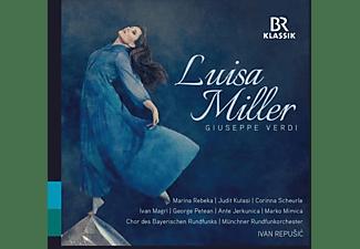 Marina Rebeka - Corinna Scheurle - - Luisa Miller  - (CD)